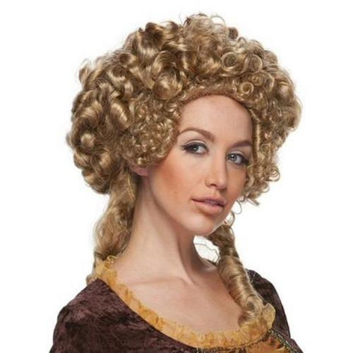 Marie Antoinette Honey Blonde Wig