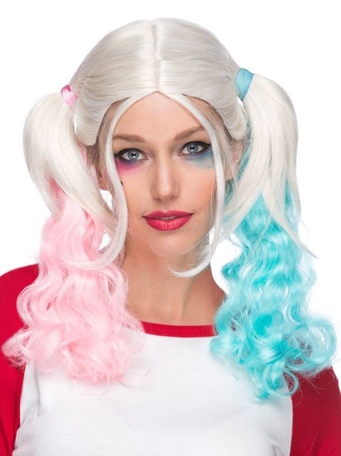 Carly Wig, Harley Quinn Style