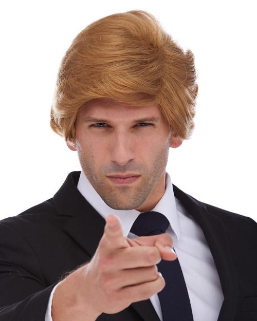Boss Blonde Wig