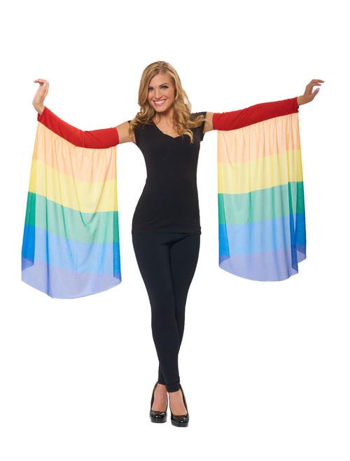 Rainbow Pride Sleeves
