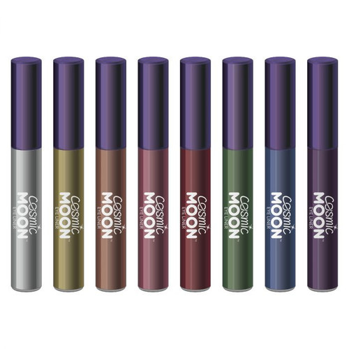 Moon Glow Metallic Eyeliner - 8 Colours!