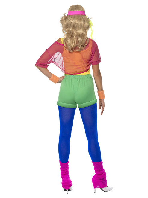 80s Get Physical Workout Costume