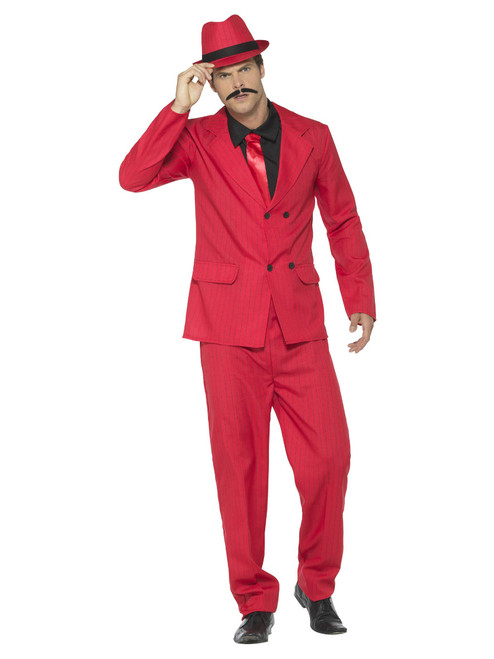 Rd Zoot Suit