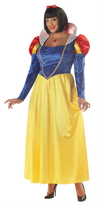 Snow White Costume - Plus Size