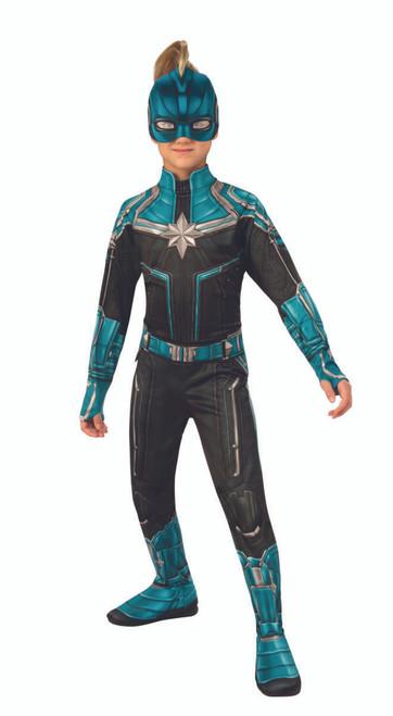 Children's Captain Marvel Kree Suit Costume