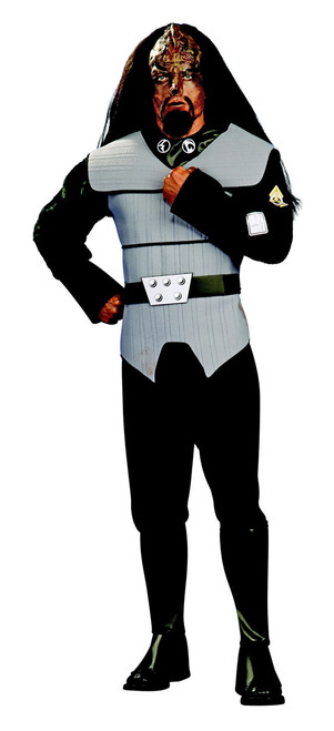 Klingon Male Star Trek Costume