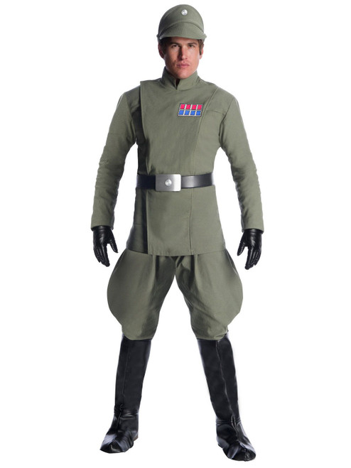 Classic Star Wars Imperial Officer Costume
