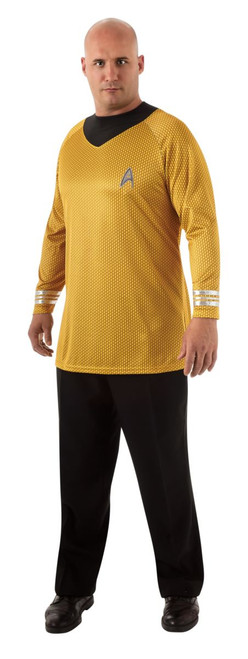 Deluxe Captain Kirk Plus Movie Costume