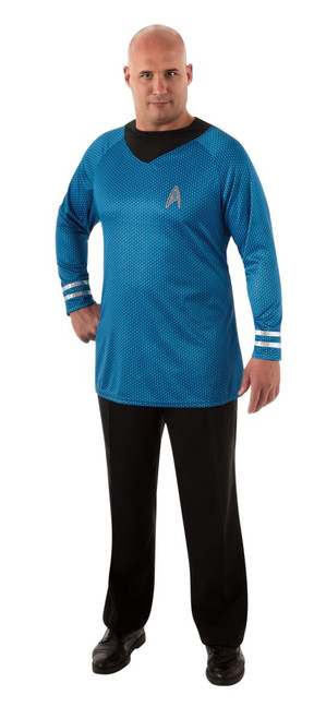 Deluxe Spock Star Trek Movie Plus Costume