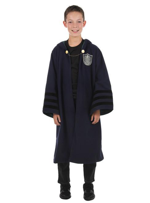 Children's Fantastic Beasts Crimes of Grindelwald Slytherin Robe