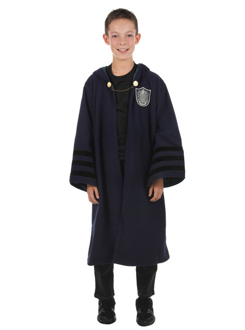 Children's Fantastic Beasts Crimes of Grindelwald Slytherin Robe