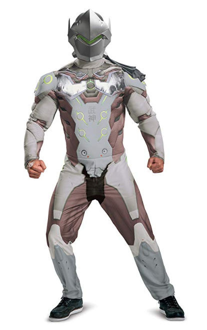 Genji Overwatch Costume