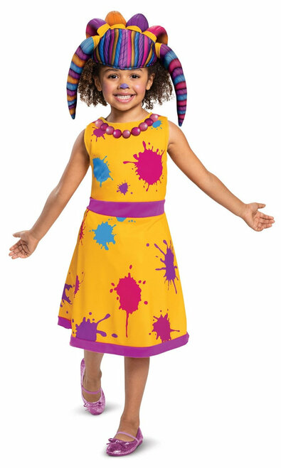 Toddler/Children's Zoe Walker Super Monsters Costume