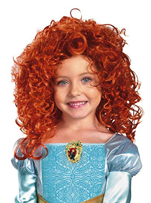 Children's Merida Wig Brave