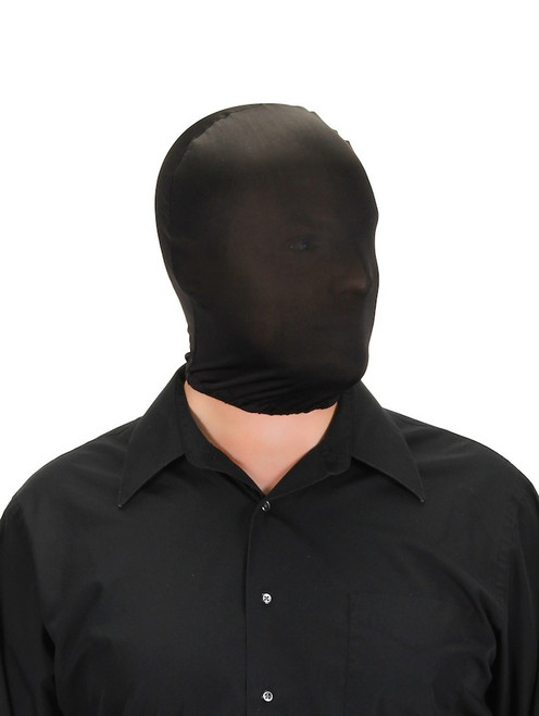 Black Costume Headsock/Hood