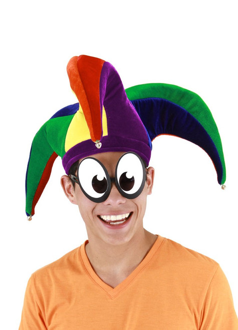 Jester Hat Multi-coloured