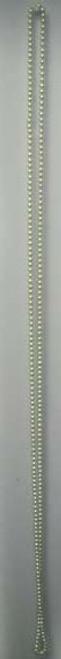 "Flapper Beads 72"" - Cream"