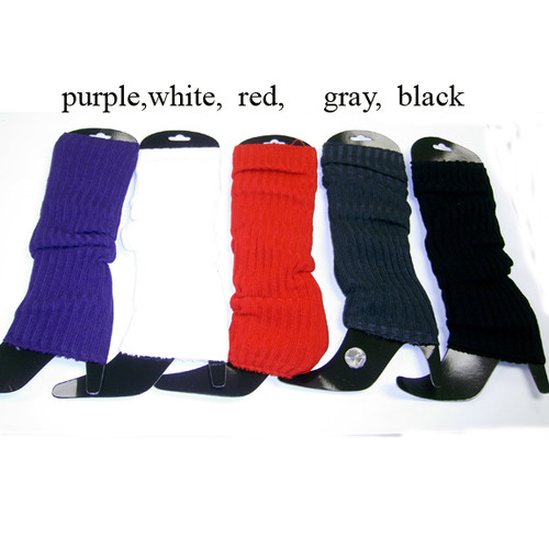 Leg Warmers - Multiple Colours!