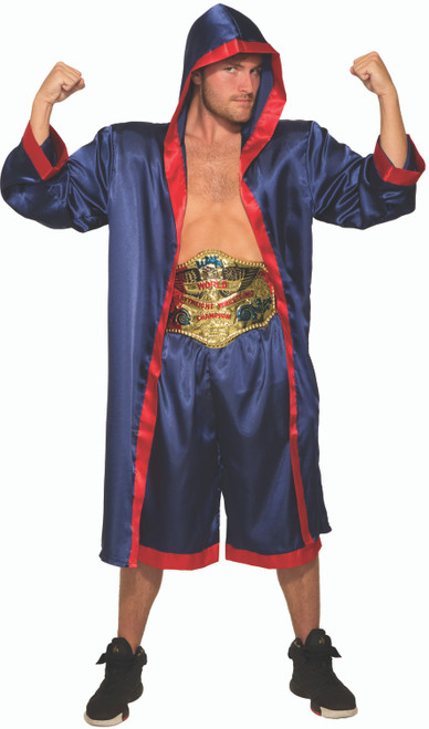 Heavy Weight Champ Costume - Wrestling/Boxing