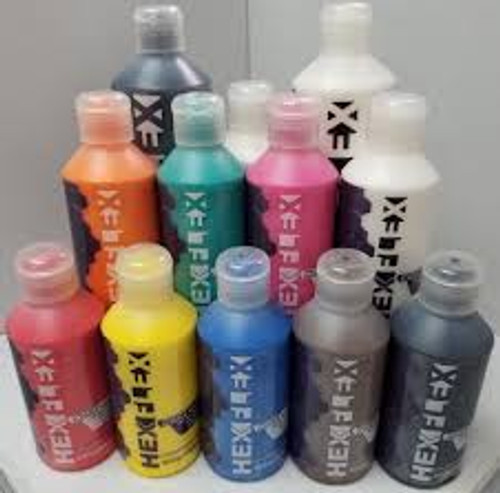 Hexflex Paint - 10 Colours!