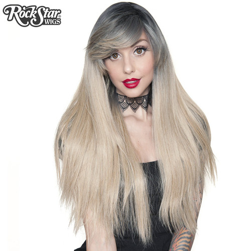 Dark Root Blonde Mix