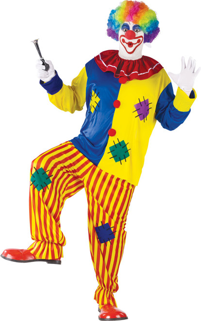 Big Top Clown Costume - Plus Size