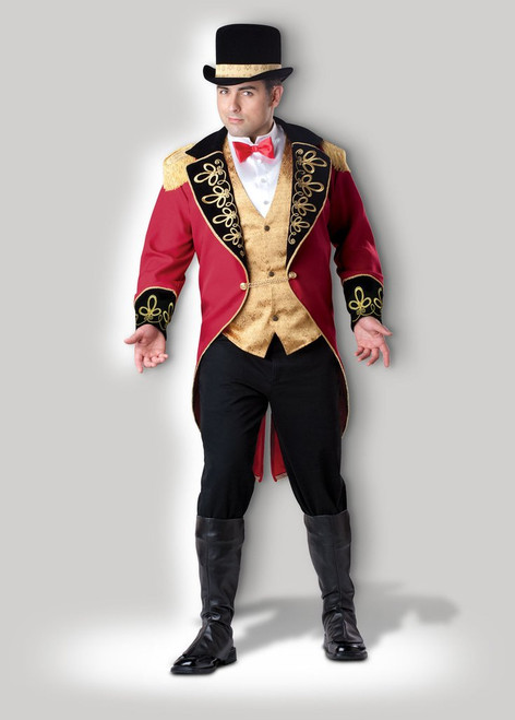 Ringmaster Plus Costume