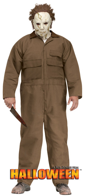 Michael Myers Halloween Costume - Plus Size