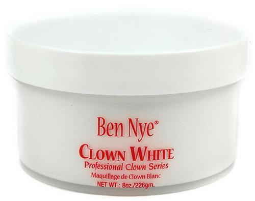 Ben Nye Clown White CW-4 - 8oz
