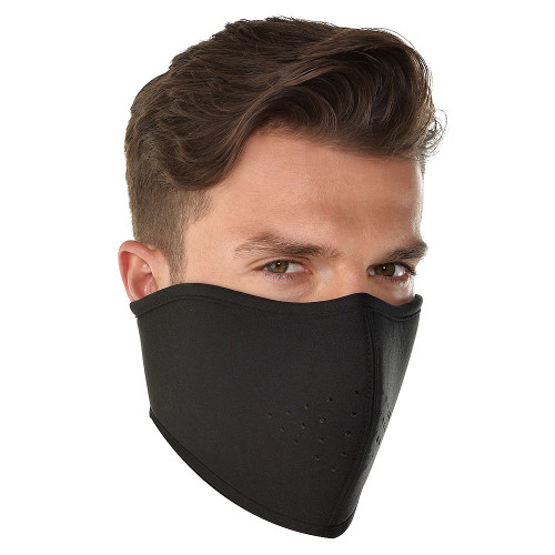 Black Ninja Face Mask