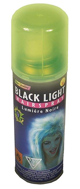 Rubies Blacklight/Glow-in-the-Dark Hairspray