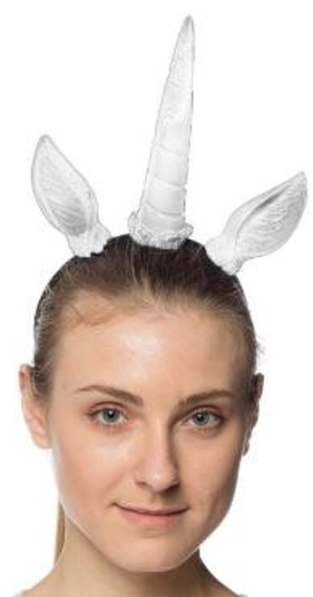 Supersoft Unicorn Ears & Horn Headband