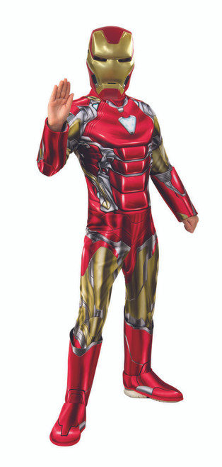 Childrens Endgame DLX Iron Man
