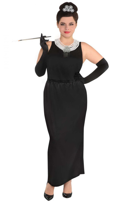 Breakfast At Tiffany's Costume - Plus Size