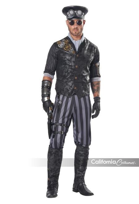 Steampunk Commander Costume