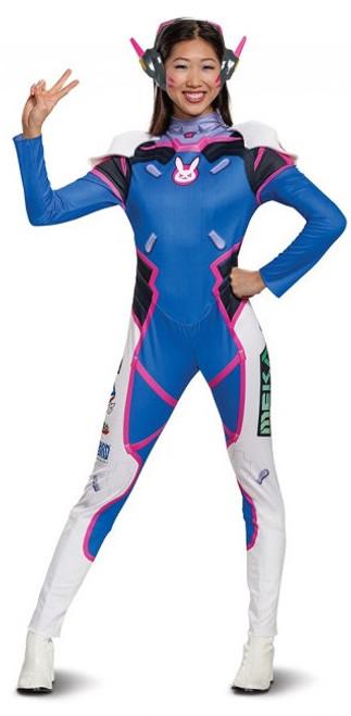 Deluxe D'Va Overwatch Costume