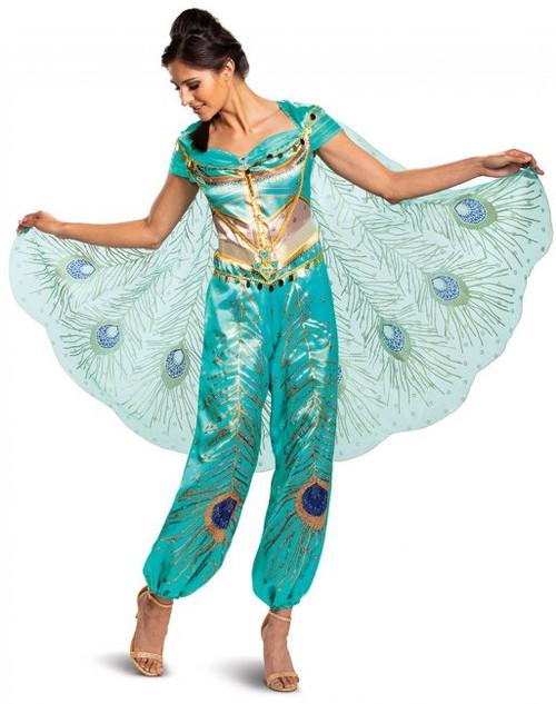 Deluxe Jasmine - Aladdin Live Action Costume