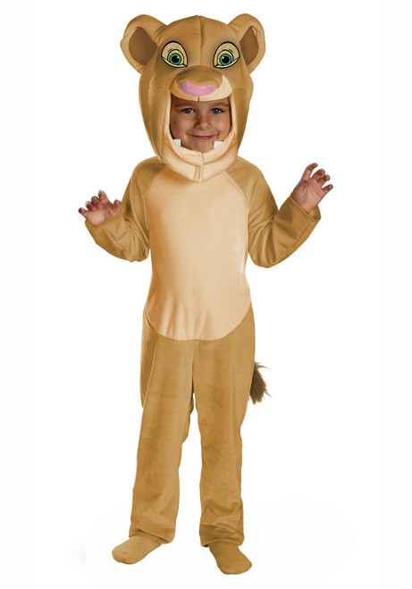 Toddler's Nala Lion King Costume
