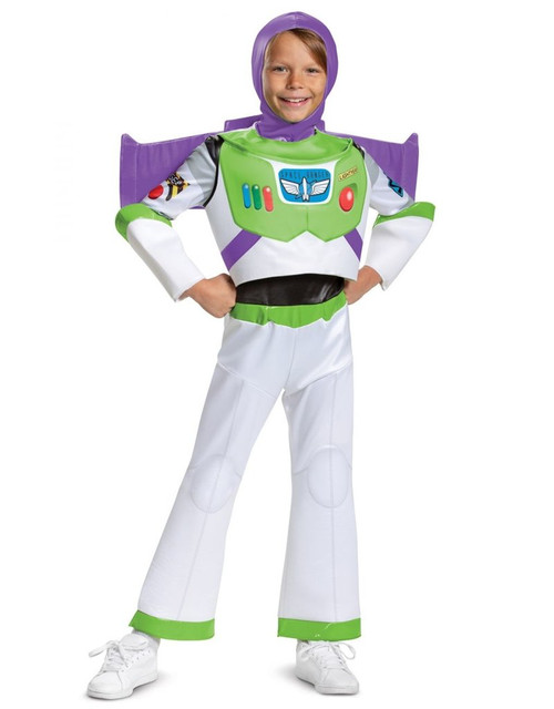 Children's Deluxe Buzz Lightyear Costume