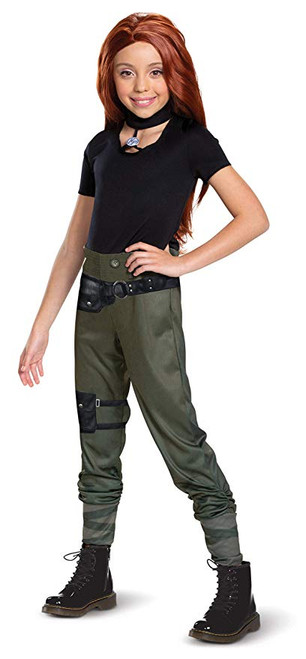 Children's Kim Possible Costume
