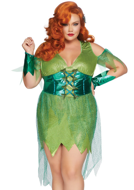 Perfect Poison Costume - Plus Size