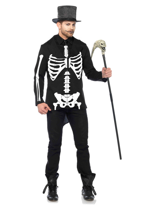Bone Daddy Skeleton Tux Costume