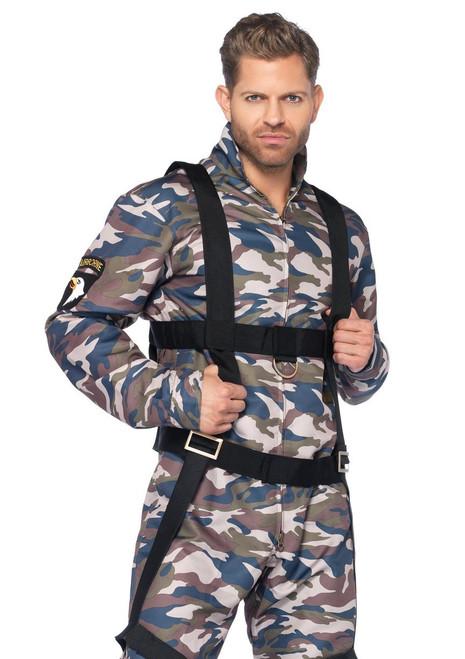Paratrooper Camo Costume