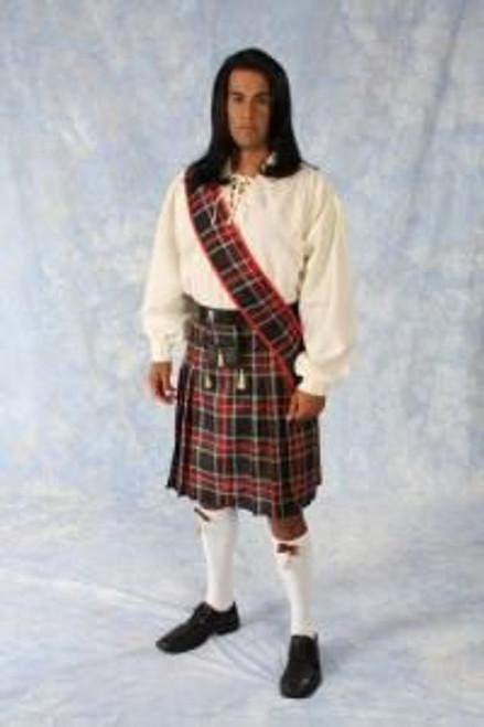 MC Scotty Kilt Costume