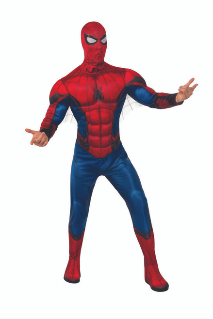 Deluxe Spider-Man Home Coming Costume