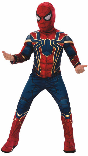 Spider-Man Costume Avengers