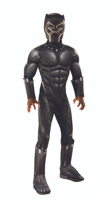 Children's Deluxe Black Panther Avengers: Endgame Costume