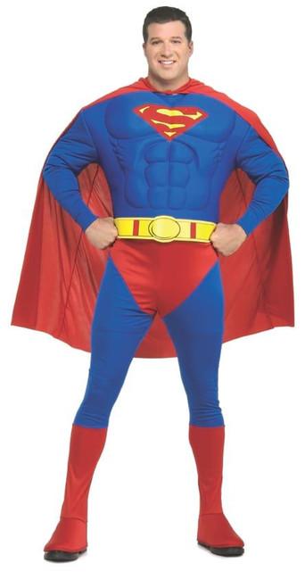 Superman Costume - Plus Size