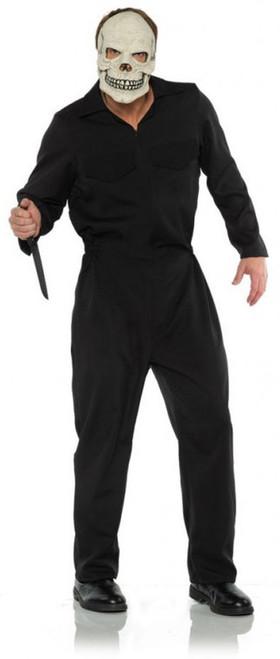 Black Boiler Suit Costume