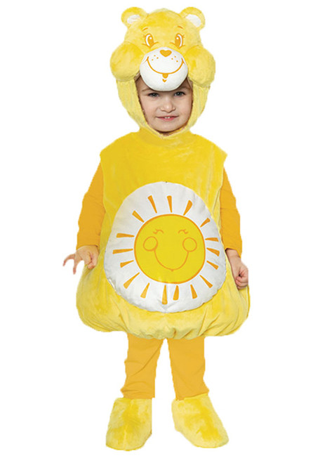 Toddler's Funshine Bear Costume